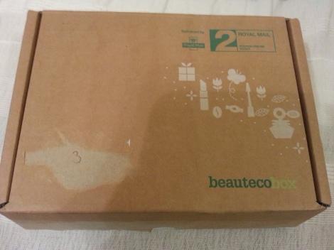 Beauteco box packaging